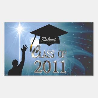 Class Of 2011 Graduation Sticker