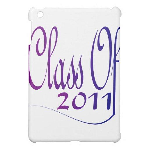 Class Of 2011 iPad Mini Cover