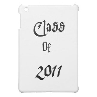 Class Of 2011 Case For The iPad Mini