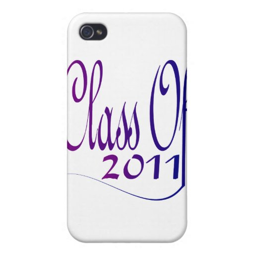 Class Of 2011 iPhone 4 Case