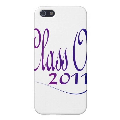 Class Of 2011 Covers For iPhone 5