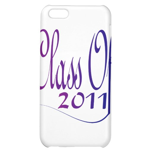 Class Of 2011 iPhone 5C Cover