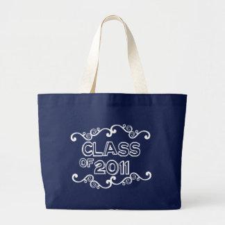 Class of 2011 jumbo tote bag