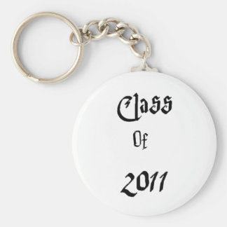 Class Of 2011 Key Ring