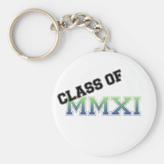 CLASS OF 2011 KEY RING