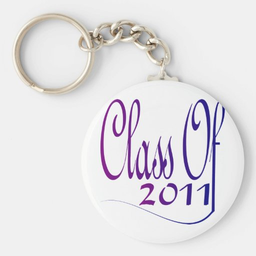 Class Of 2011 Keychains