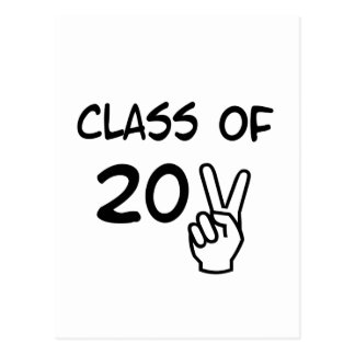 Class of 2011 post card