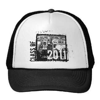 Class of 2011 School Bus Hat 1