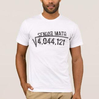 Class of 2011 - Senior Math T-Shirt
