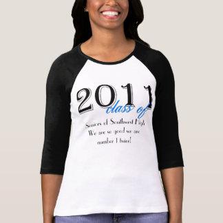 class of 2011 tshirts