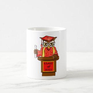 Class of 2011 Wise Owl Graduate Mug