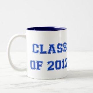 Class of 2012 - Blue Mug
