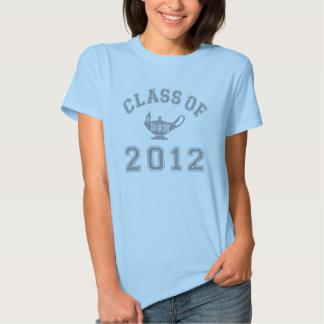 Class Of 2012 BSN - Grey T-shirt