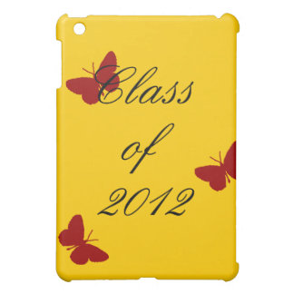 Class of 2012 - Cardinal Butterfly iPad Mini Case
