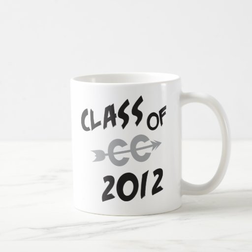 Class of 2012 Cross Country Mugs