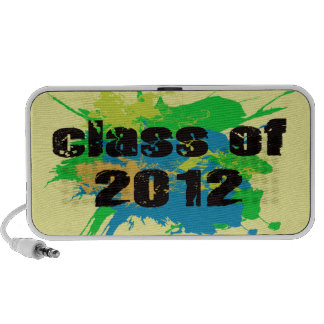 CLASS OF 2012 Doodle Speaker