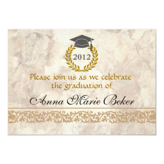 Class of 2012 Graduation Celebration Card