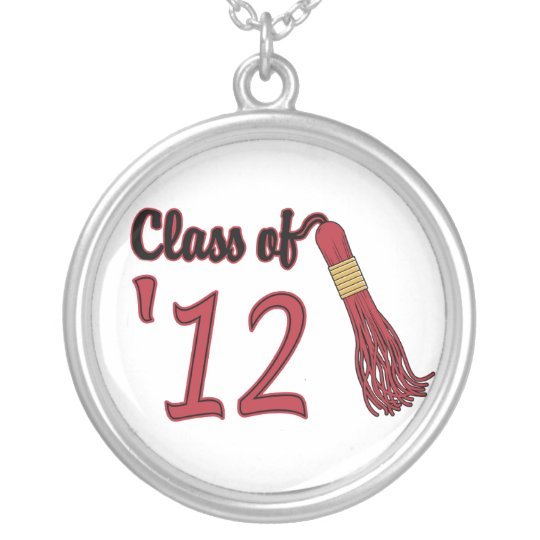 Class of 2012 Graduation Necklace