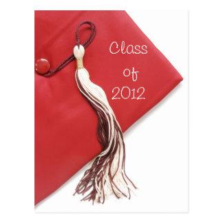 Class of 2012 Graduation Postcard