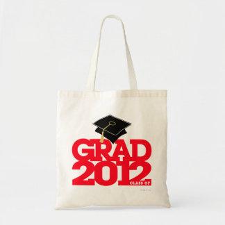 Class of 2012 Graduation Red Bag