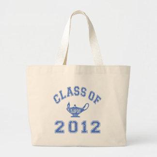 Class Of 2012 (LPN) Jumbo Tote Bag