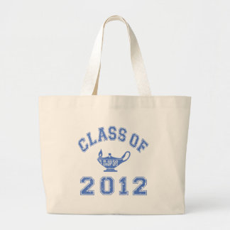 Class Of 2012 (LPN) Large Tote Bag