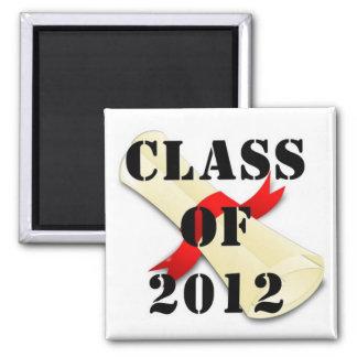 Class of 2012 Magnet