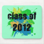 CLASS OF 2012 MOUSE PADS