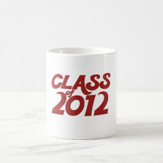 Class of 2012 coffee mug