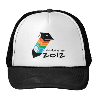 Class of 2012 Pencil Hat Colors 1