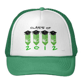 Class of 2012 Pencil Hat Green