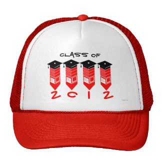 Class of 2012 Pencil Hat Red