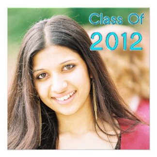 Class of 2012 Photo Graduation Announcement
