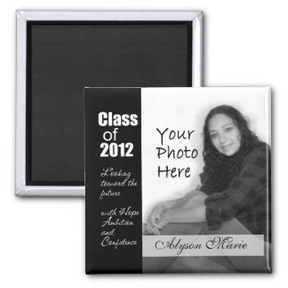 Class of 2012/ Photo Magnet