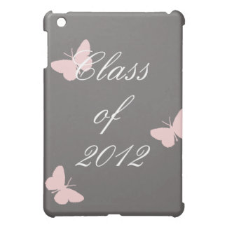 Class of 2012 - Pink and Grey iPad Mini Cases