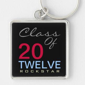 Class of 2012 Premium Keychain