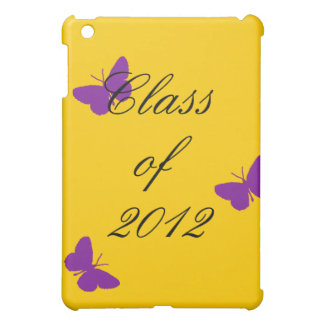 Class of 2012 - Purple and Gold iPad Mini Cases