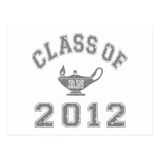 Class Of 2012 RN Postcard