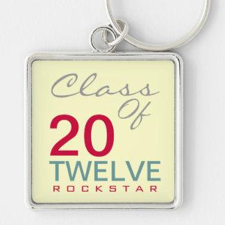 Class of 2012 Rockstar Premium Keychain
