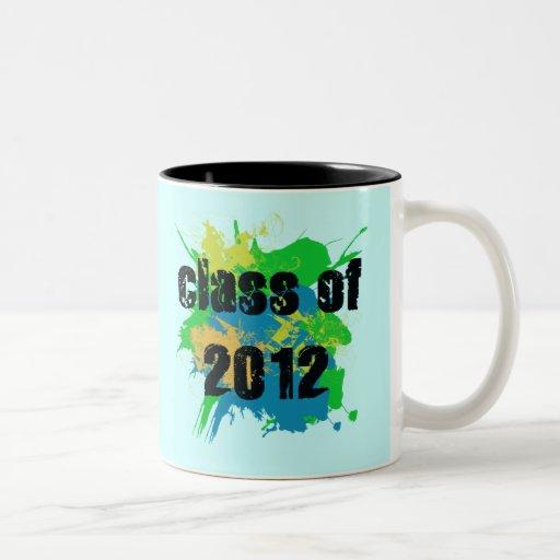 CLASS OF 2012 Two-Tone COFFEE MUG
