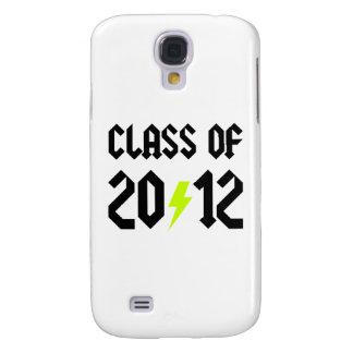 Class Of 2012 Yellow Bolt Galaxy S4 Case