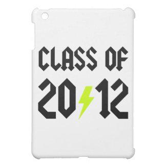 Class Of 2012 Yellow Bolt iPad Mini Case