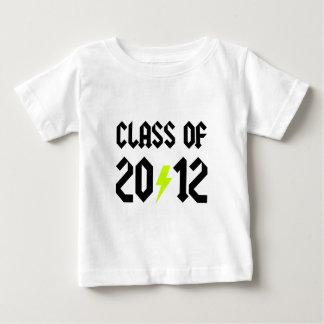 Class Of 2012 Yellow Bolt Shirt