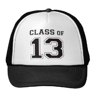 Class of 2013 - Black Trucker Hat