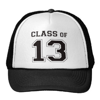 Class of 2013 - Black Cap