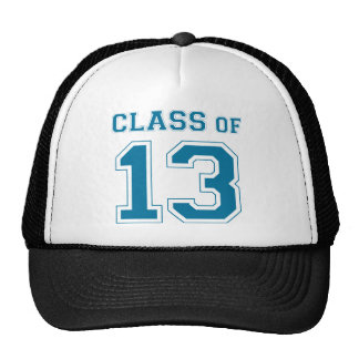 Class of 2013 - Blue Cap