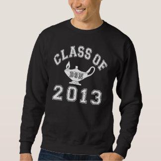 Class Of 2013 BSN Pull Over Sweatshirts