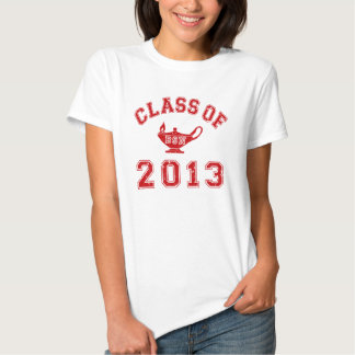 Class Of 2013 BSN - Red Tshirts