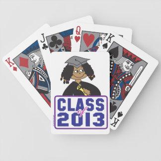 Class of 2013 card decks