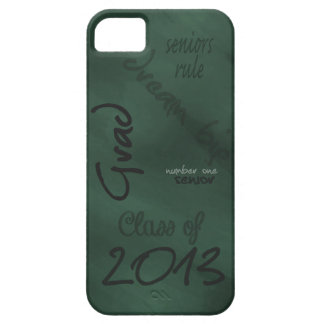 Class of 2013 Chalkboard Urban Mobile Device Case iPhone 5 Cover